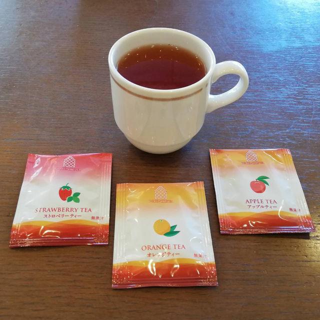 サイゼリヤの紅茶ティーバッグ(ホットドリンクバー)がとてつもなく美味しい