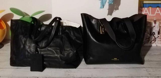 かばんを断捨離|コムサイズムのトートバッグを処分【ミニマリスト/代用】