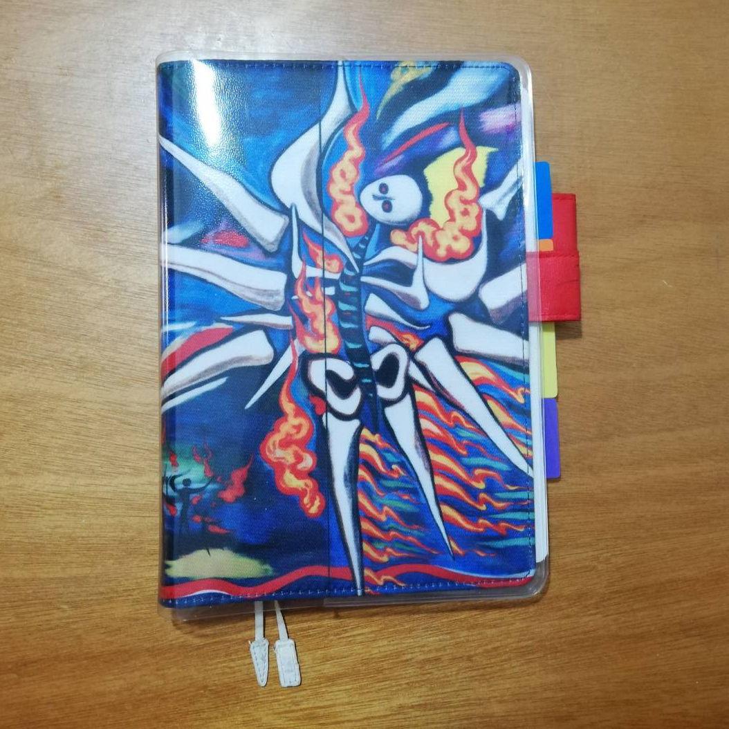 スケジュール帳2020|オリジナルデイリー手帳をルーズリーフを利用し作成