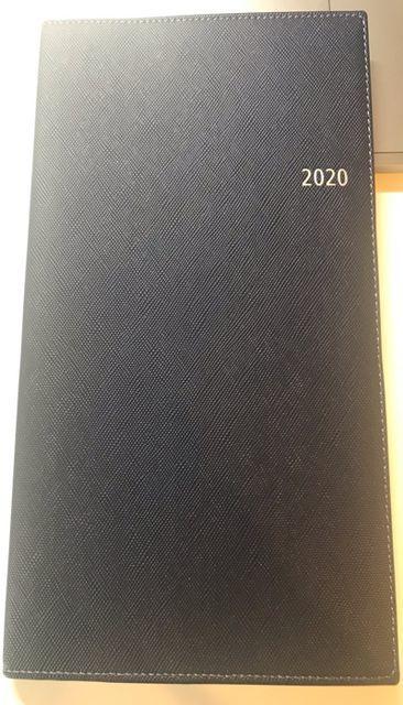 2020年オススメ手帳は「NOLTYアクセス(バーチカルタイプ)」