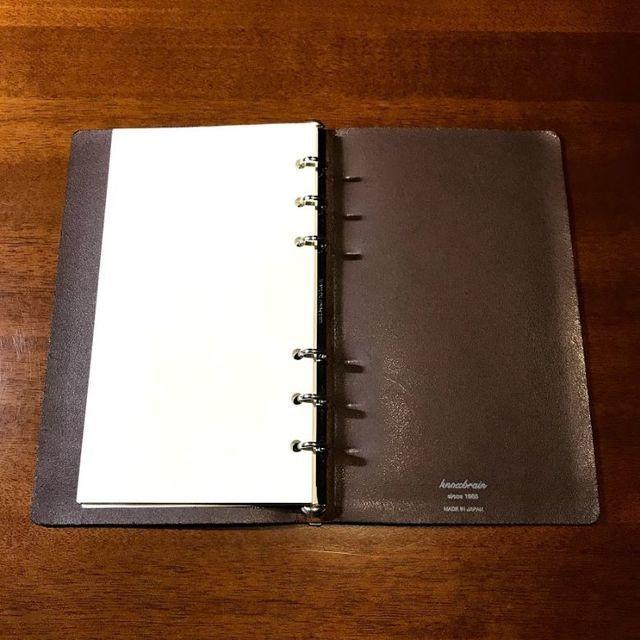 オススメ手帳、スケジュール帳その5:ノックスブレイン ルフト