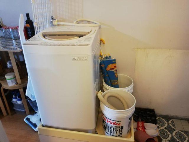 【賃貸マンション】洗濯機置き場セルフリノベーション案