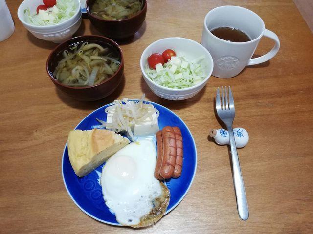 【1ヶ月10万円生活】食費予算2人で2万円。節約ごはん記録