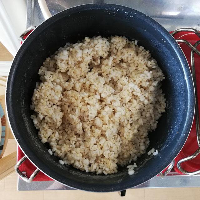 炊飯器を断捨離|土鍋や専用鍋ではなく、ティファールでお米を炊く