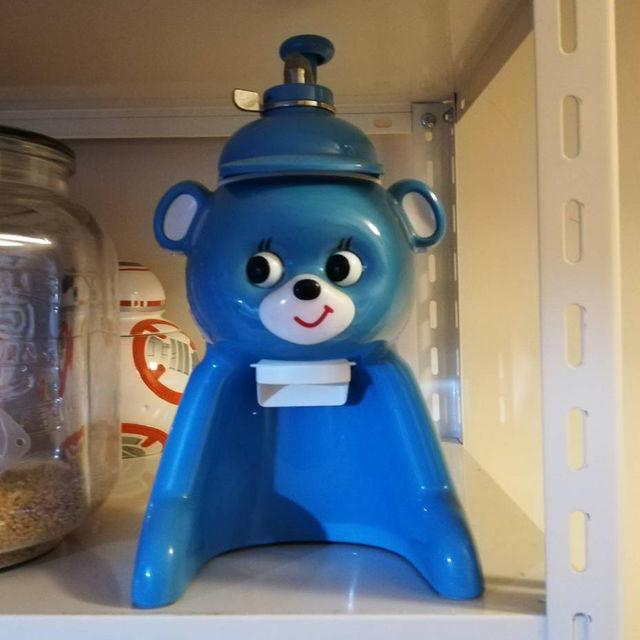 ミニマリストが捨てられないもの第1位:キョロちゃんかき氷器