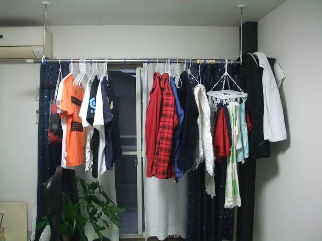 汚部屋片付け実録11時間|掃除が苦手でもちらかない部屋を構築【中編】