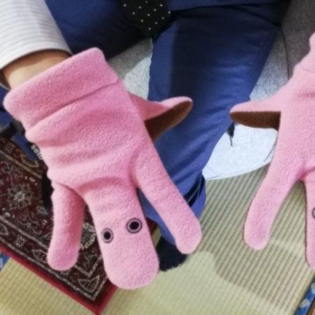 ミニマリストがメルカリで買ったもの01→中古の手袋「seto テペッツ」