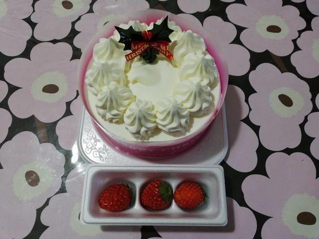 クリスマスケーキを半額(値引き)でゲットする方法