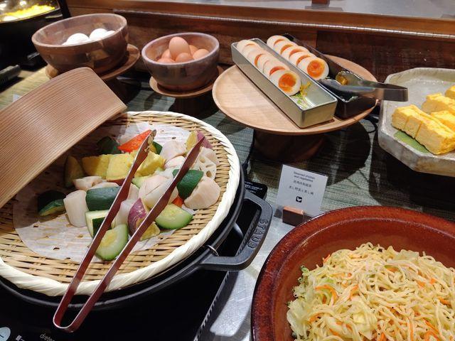 Hotel MONday 豊洲(ホテル マンデー TOYOSU)のモーニングビュッフェ