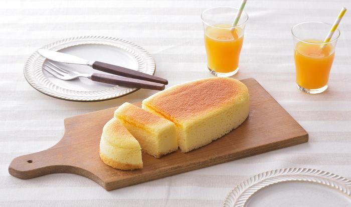 「銀座コージーコーナー」売り上げ4位:チーズスフレ