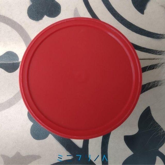 赤と青と黄色で高さ10センチのかわいい缶 ロイヤル ベーキングパウダー
