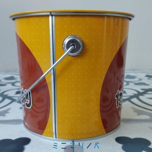 横面:ミヤタのヤングードーナツBIG缶ミニ|アミューズメントプライズ品