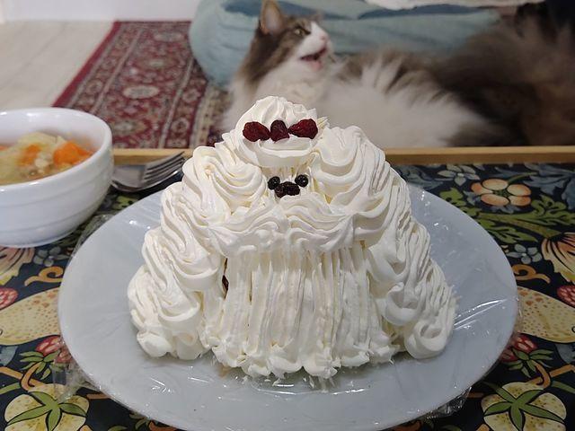 笑うスイーツ ルコラニコラ マルチーズケーキ