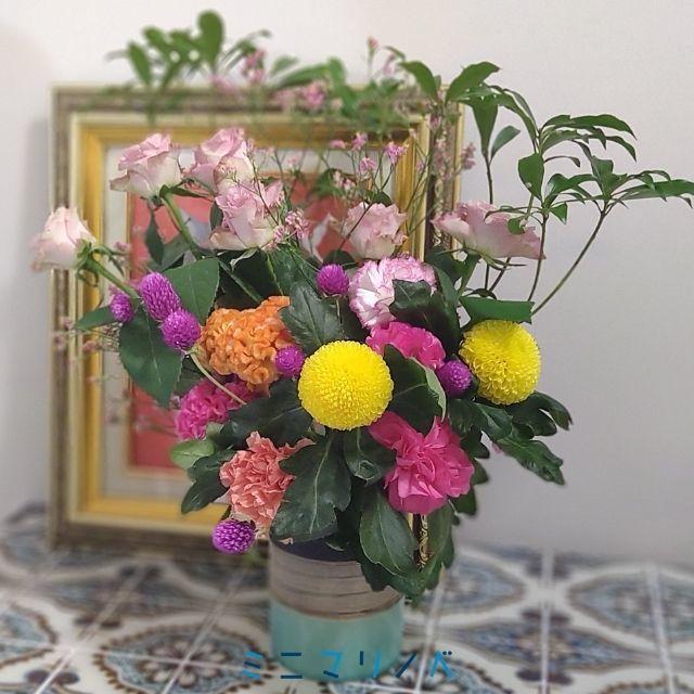 日比谷花壇のお花のサブスク「ハナノヒ」