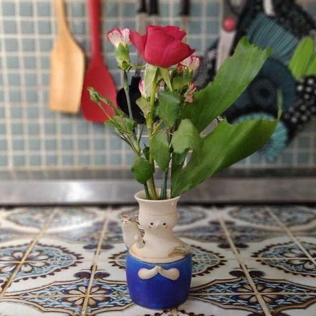 ポストに花が届くサービス「Bloomee」