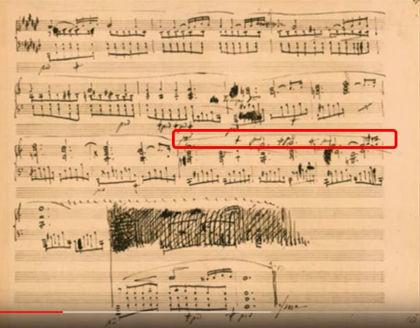 ショパン前奏曲集作品28(40)ペダリング(その4)13番嬰ヘ長調 ...