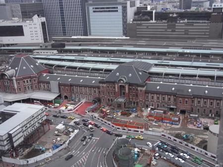 [東京駅]