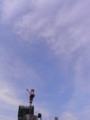 [空][クレーン]