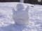 [雪だるま]