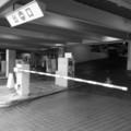 [建物][札幌][モノクロ]