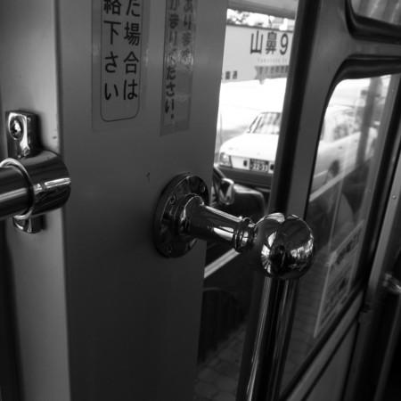 [鉄道][札幌][モノクロ]