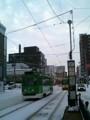 [鉄道]札幌[]おはよう