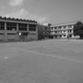 [モノクロ][学校]
