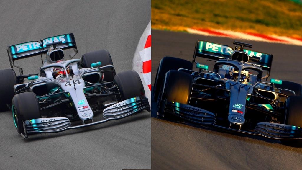 W10 比較 左はプレシーズン1 右はプレシーズン2