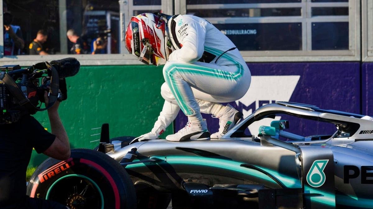 F1 2019 オーストラリアグランプリ 予選結果
