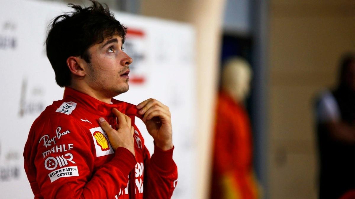 F1 バーレーンGP 2019 ルクレール