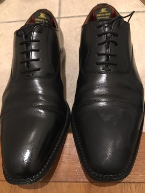 靴磨き シューシャイン 2