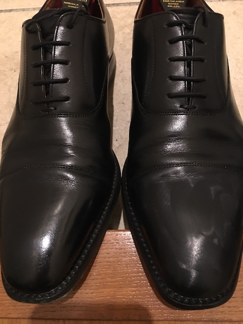 靴磨き シューシャイン 3