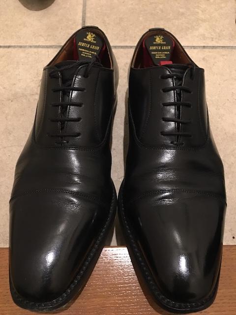靴磨き シューシャイン 4