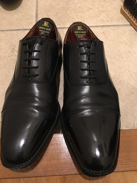 靴磨き シューシャイン 6