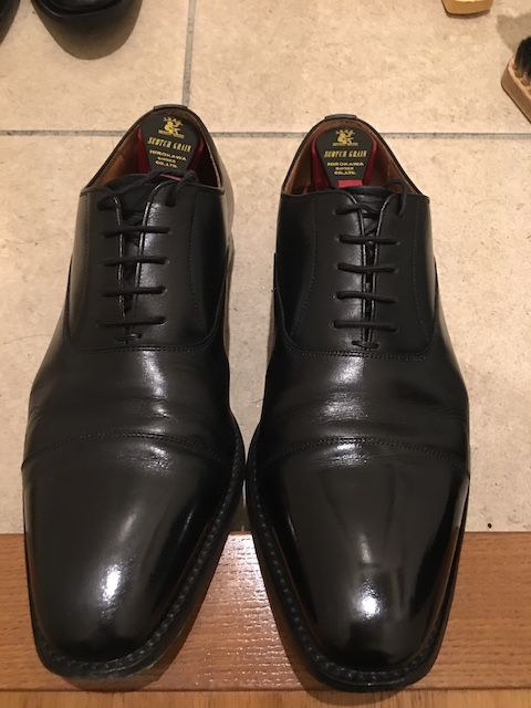 靴磨き シューシャイン 7