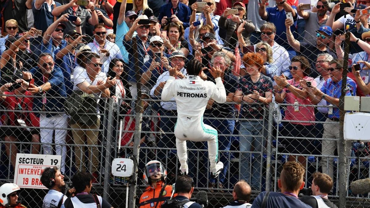 F1 モナコグランプリ 2019 予選結果 PPはハミルトン