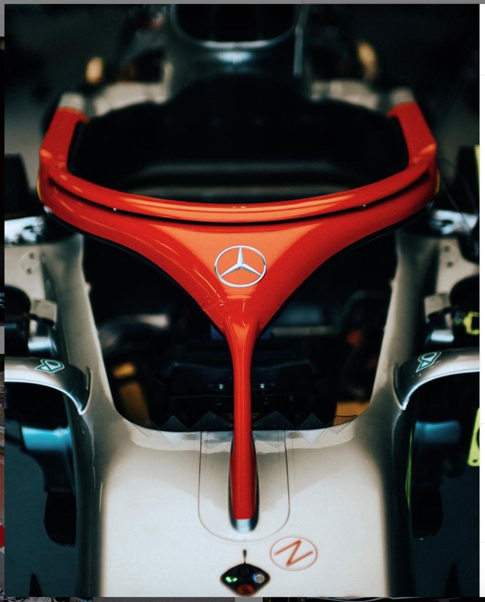 F1 モナコグランプリ 2019 W10ニキ仕様