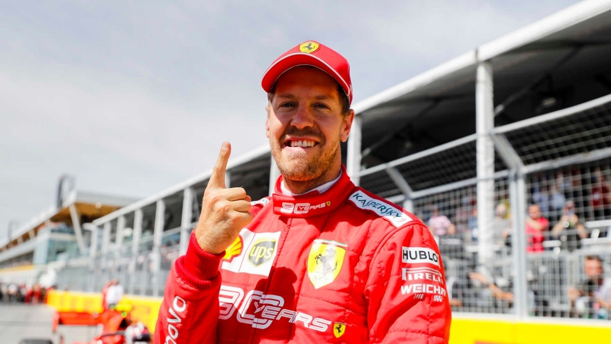 F1 カナダグランプリ 2019 予選結果 PPはベッテル