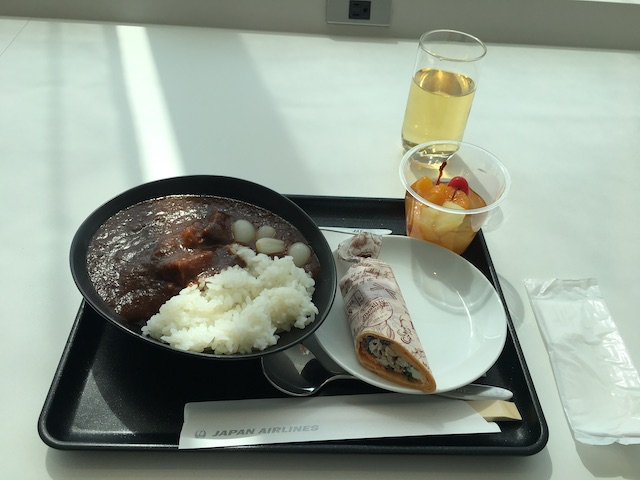 JAL 日本航空 成田 サクララウンジ