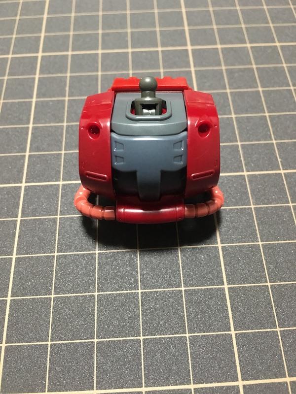 HG 1/144 シャア専用ザクII ボディ