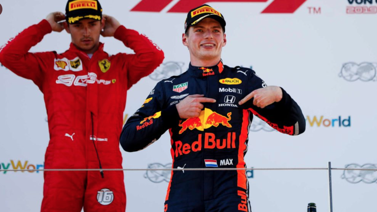 F1 オーストリアグランプリ 2019 Driver of the day