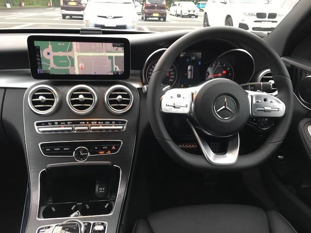 メルセデス ベンツ Cクラス ステーションワゴン ドライビングシート