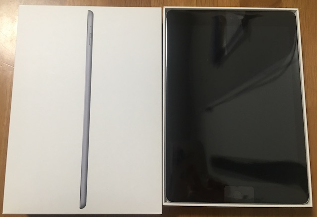 iPad (第6世代) Wi-Fi 32GB スペースグレイ