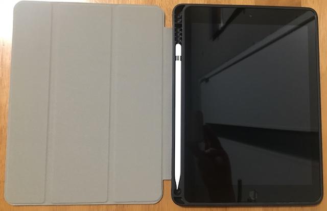 iPad + Apple Pencil + ケース