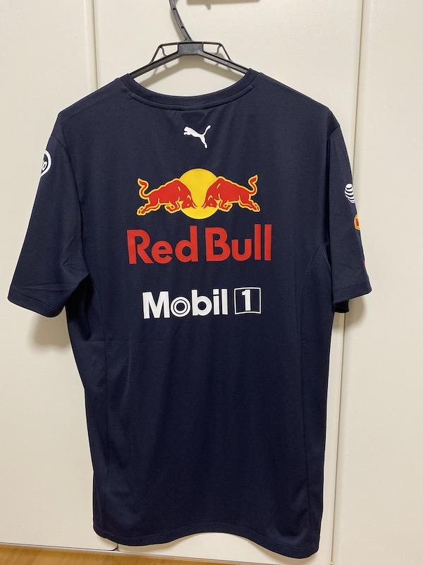 2019 Red Bull Honda チームTシャツ