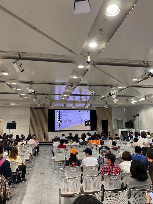 2019 ホンダ F1 ファンミーティング 会場の様子