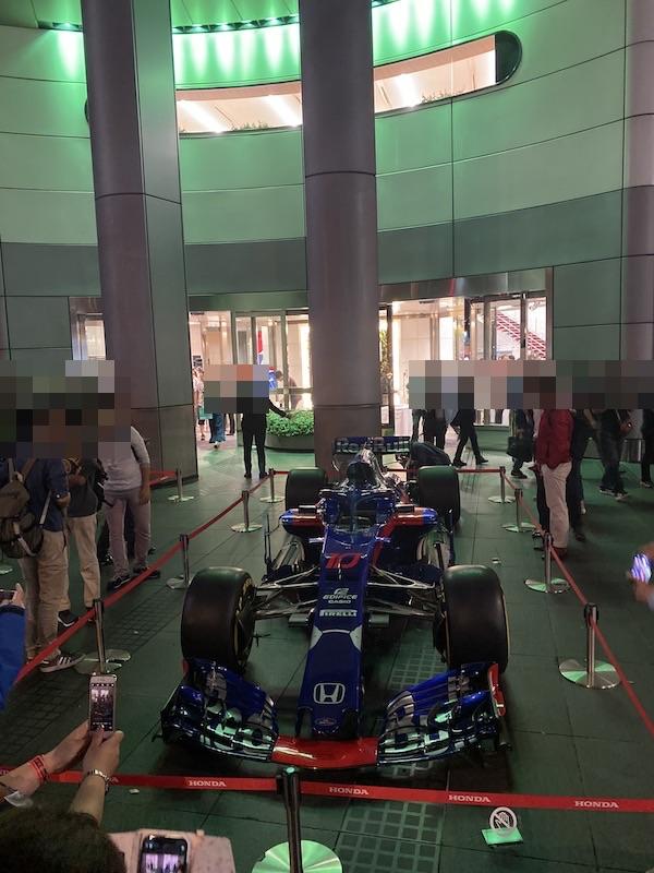 2019 ホンダ F1 ファンミーティング イベント終了後