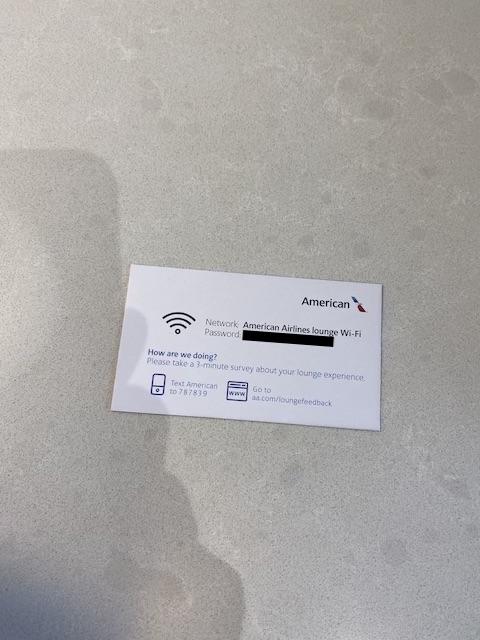 フラッグシップラウンジ wifiパスワード