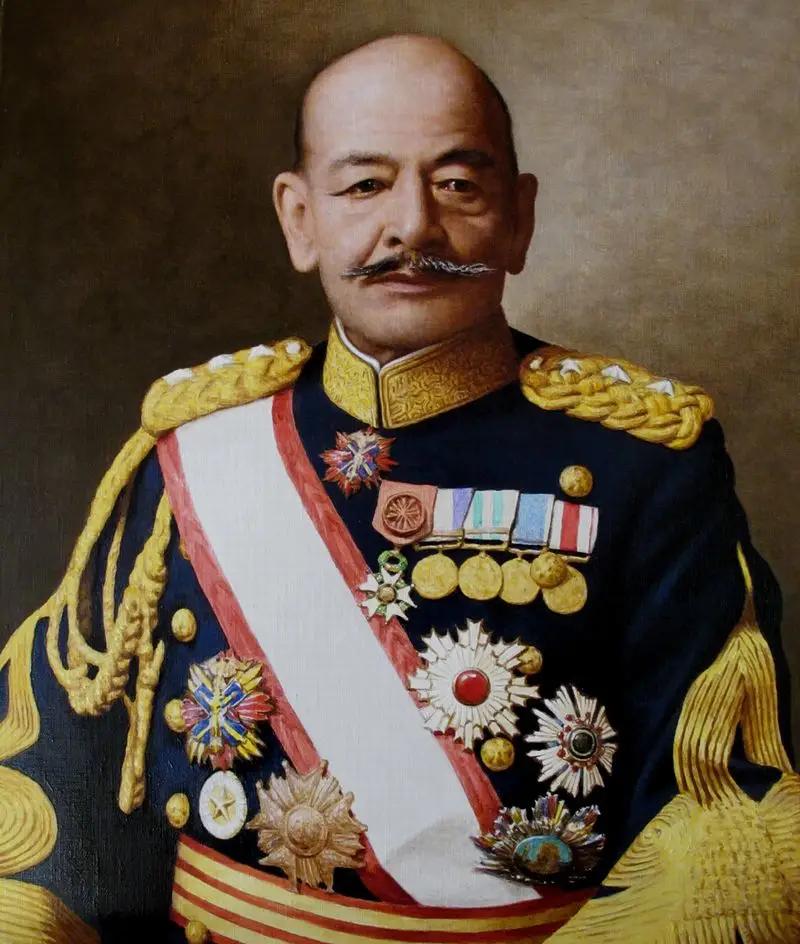 日本騎兵の父 秋山好古