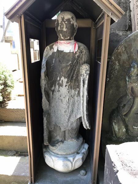 五反田、寿昌寺、地蔵